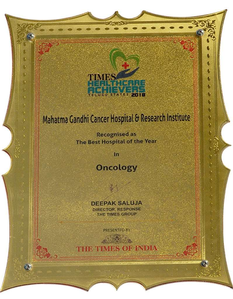 Times Healthcare Achievers Award 2018