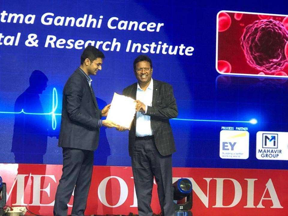 Mahatma Gandhi Cancer Hospital & Research Institute